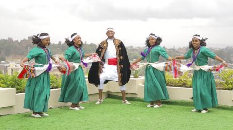 Yehunie Belay  - Seken Bel (Ethiopian Music)