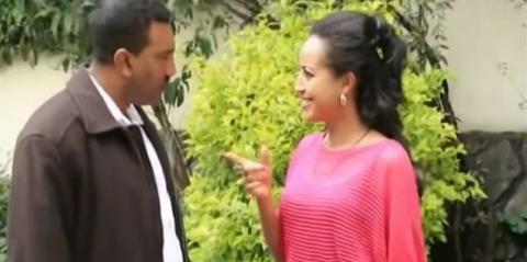 Bekenat Mekakel - Episode 57 (Ethiopian Drama)