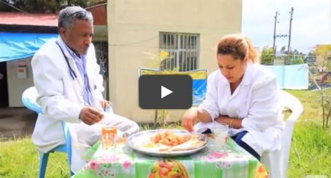 Ashara - Episode 16 (Ethiopian Drama)